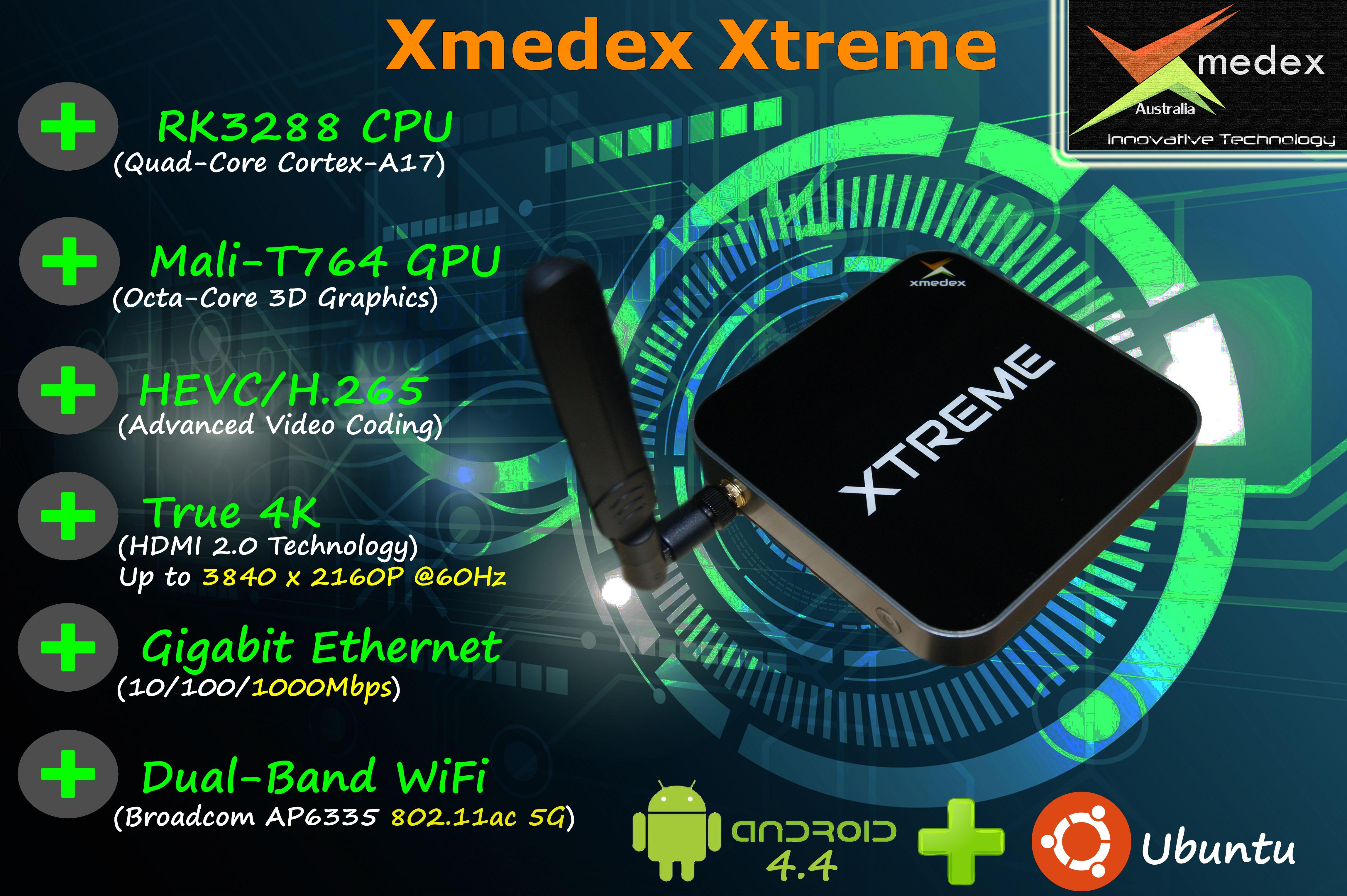 Xmedex Xtreme RK3288